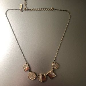 GUC Kate Spade gold necklace
